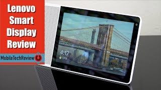 Lenovo Smart Display Review - Touchscreen Smart Home Assistant