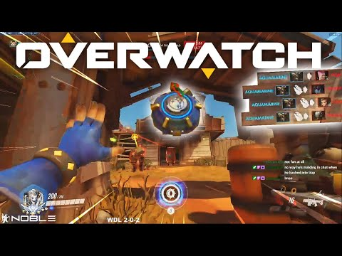 Overwatch MOST VIEWED Twitch Clips of The Week! #132