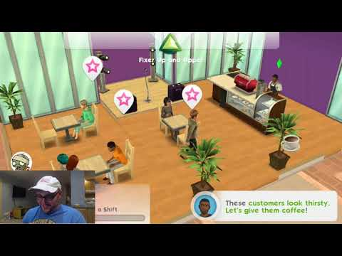 CLEANEST. TABLE. EVER.  The Sims Mobile