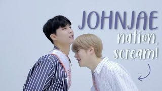 6'0 jaehyun shrinking whenever he's with johnny