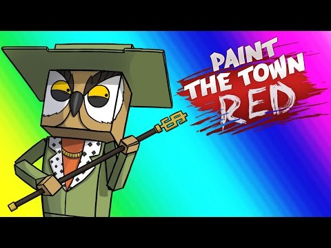 Thumbnail: Paint the Town Red Funny Moments - Disco Pimps!