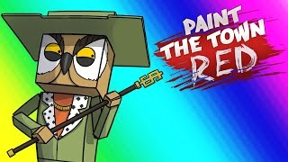 Repeat youtube video Paint the Town Red Funny Moments - Disco Pimps!