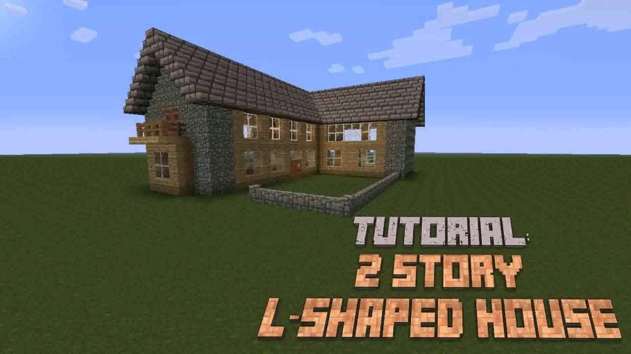 House plans l shaped 2 story youtube for L shaped house plans 2 story