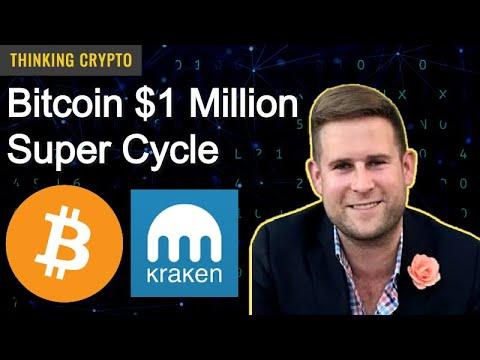 Interview: Dan Held BD Kraken - Bitcoin $1 Million Super Cycle - Institutional Investors - ETH 2.0