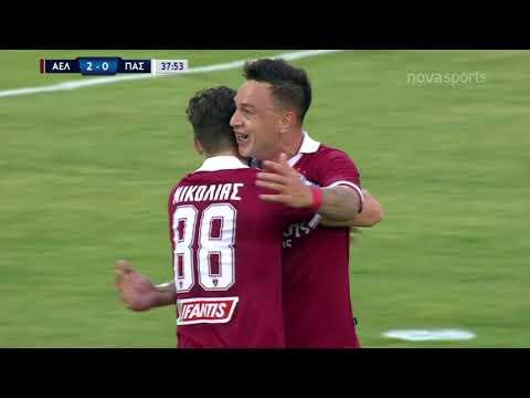 AEL Larissa PAS Giannina Goals And Highlights