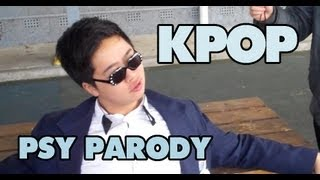 gangnam style parody eng vers psy