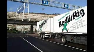 Bedürftig Umzüge GmbH - Ihr Umzugsunternehmen in Mainz, Wiesbaden, Frankfurt, Darmstadt
