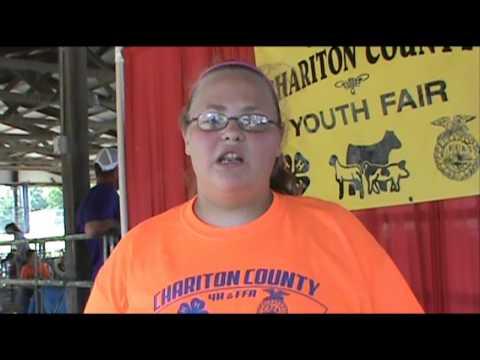 Chariton County Fair 2015   Sarah