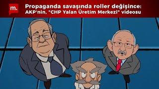 Propaganda savaşında roller değişince: AKP'nin, \