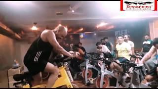 Spinning Studio- Barbarian Power Gym Aurangabad