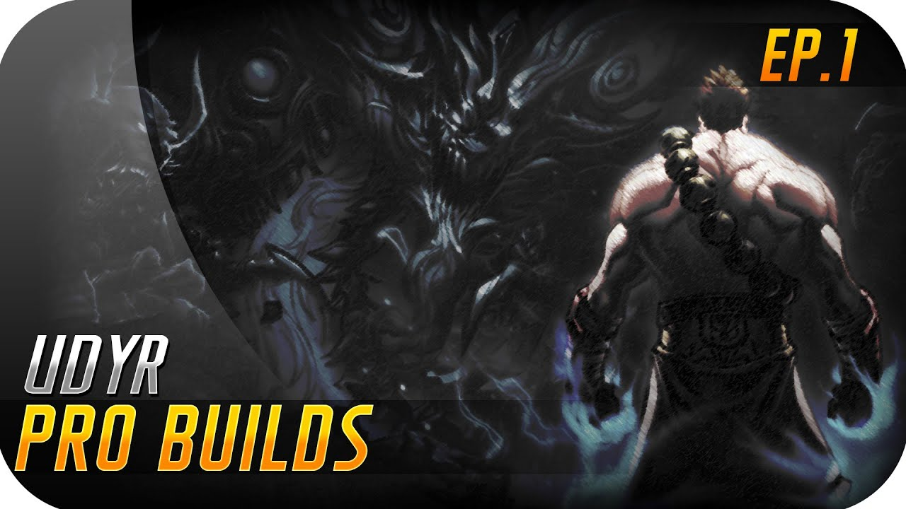 Lol Udyr Build