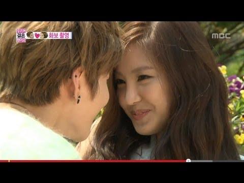 [ENG SUB - We Got Married] Tae-min, Na-eun(12) #01, 태민-손나은(12) 20130713