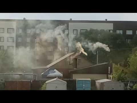 Щучинск сауна LOFT уничтожает экологию курортной зоны
