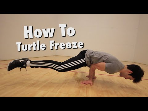 How To Turtle Freeze - Fast Beginners