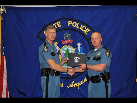 Maine State Police violate civil, constitutional and human rights of Massachusetts  PI