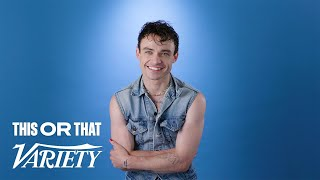 Thomas Doherty Plays 'This or That'