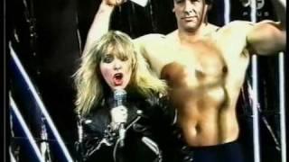 Ellen Foley - Stupid Girl - Kenny Everett Video Show 1980