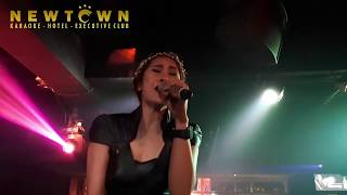 TATA JANEETA  | ROMAN PICISAN - DEWA | BAWALAH CINTAKU | LIVE  20 SEPT 2017  @ NEWTOWN  JAKARTA