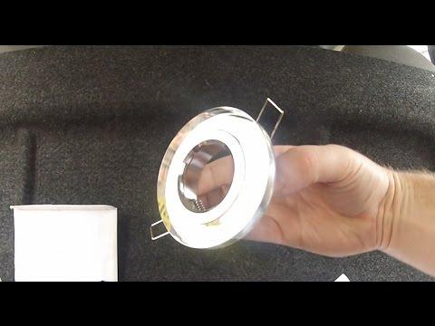 Точечный светильник Novotech MIRROR 369436. Комплектация. Заказ.