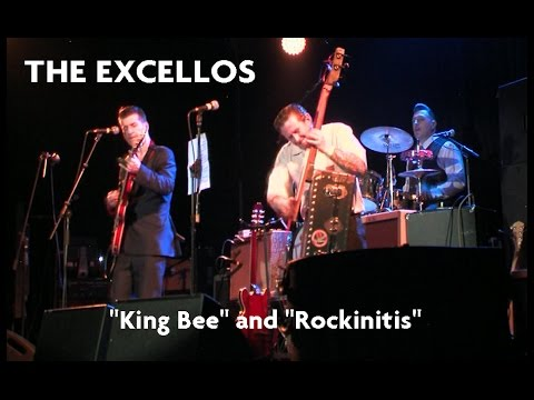 THE EXCELLOS - TOTALLY ROCKIN' THE JOINT!  IN FANTASTIC.HIGH QUALITY