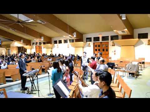 Hiến Lễ Giao Hòa__February 14th 2018