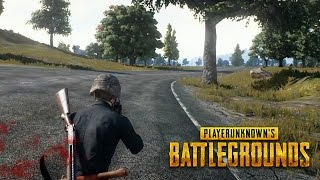 PLAYERUNKNOWN'S BATTLEGROUNDS - TÉDIO, SOLIDÃO E MORTE!? (PC Early Access Gameplay PT-BR)