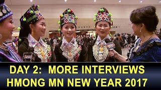 3HMONG NEWS: Day 2 of Hmong MN New Year 2016-2017.