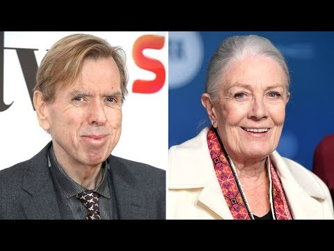 Timothy Spall, Vanessa Redgrave to Star in L S  Lowry Biopic