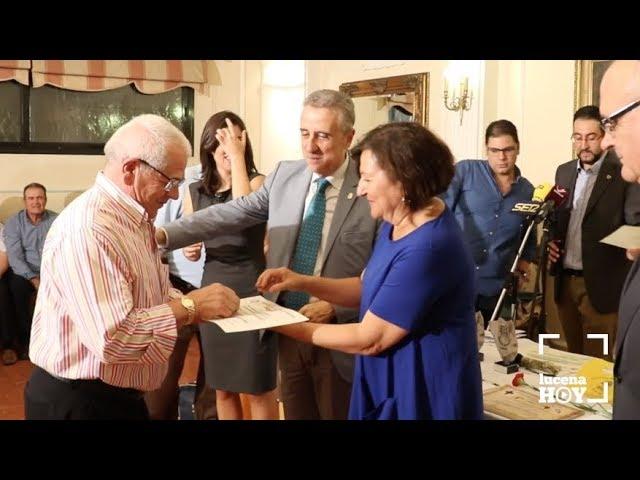 VÍDEO: Estuvimos en la entrega de galardones a los donantes de sangre lucentinos