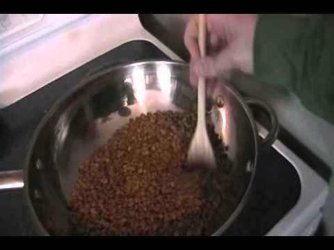 How to Roast Coffee Beans in a Wok