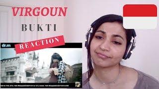 Virgoun - Bukti -- Reaction Video! / Indonesian Music Reactions
