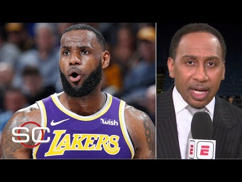 Jeanie Buss is being advised to trade LeBron – Stephen A. | SportsCenter