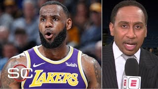 Jeanie Buss is being advised to trade LeBron - Stephen A. | SportsCenter