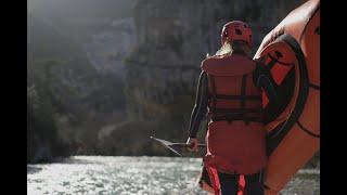Packraft dans le canyon du Verdon - Retour sur cette aventure