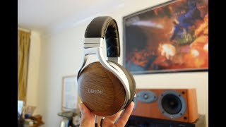 Denon AH-D7200 review - The best closed-back headphones under £500 - By TotallydubbedHD