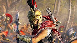 ASSASSIN'S CREED ODYSSEY - 8 Minutes Gameplay Demo (E3 2018)