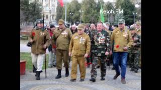 В Керчи отмечают 31 ю годовщину вывода войск из Афганистана