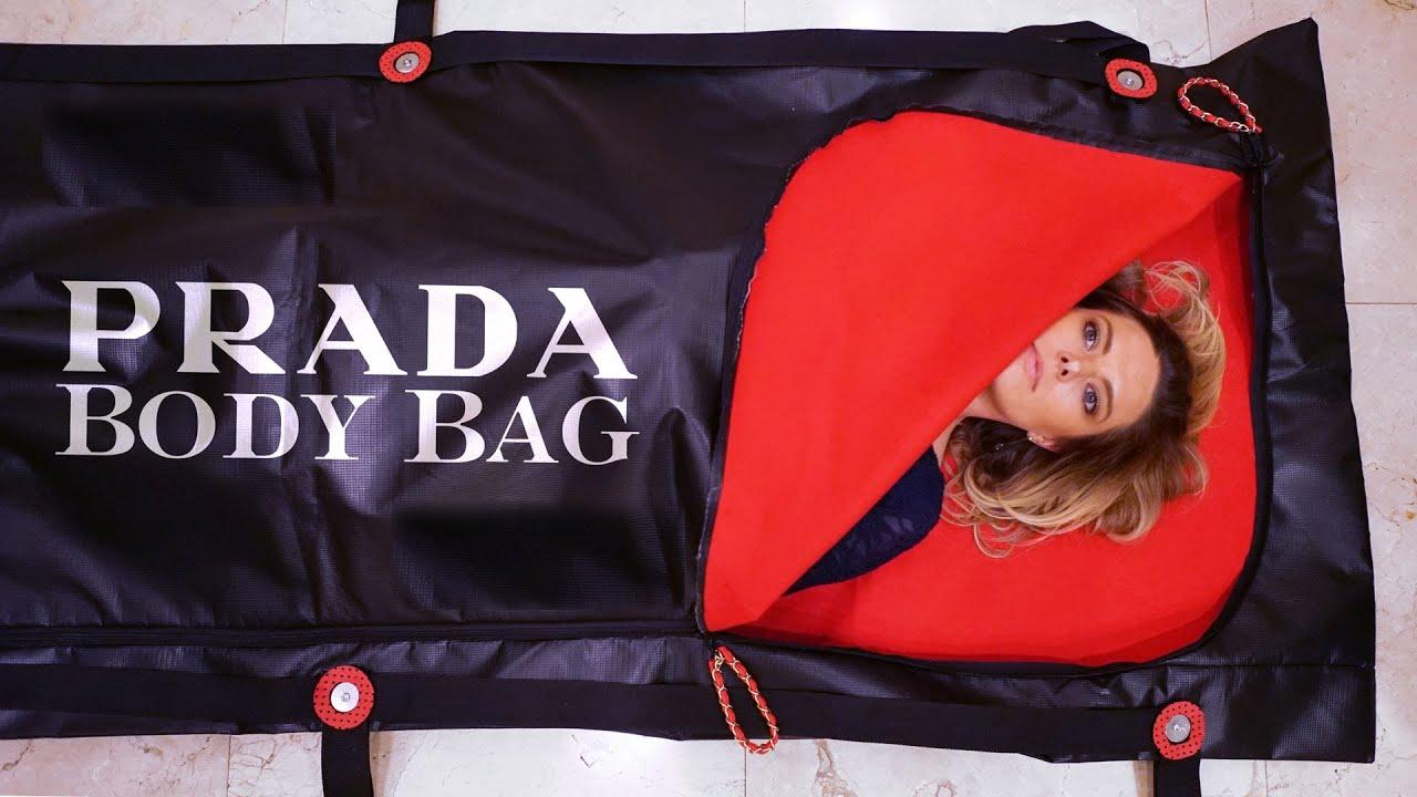 Prada Bags Advertisement