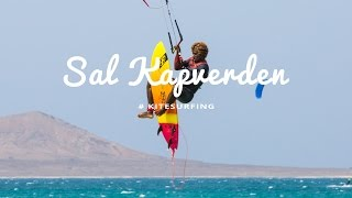 Sal Kitesurfen – Kitereisen ins Kiteworldwide Kite House auf den Kapverden by kitereisen.tv