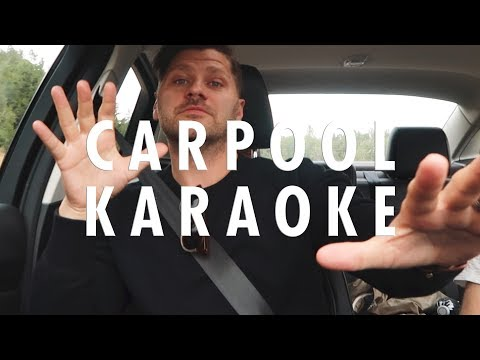 Carpool karaoke sessions on the way to weddings on mountain tops
