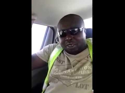Hard job in africa