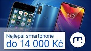 Doporučujeme ty nejlepší telefony do 14 000 Kč!