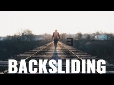 Backslidden? You are not too far gone. Return to the Lord.