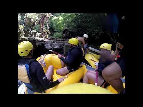 Kaituna River Rafting - Hannah's Perspective
