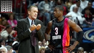 Pat Riley Regrets Not Signing Dwyane Wade