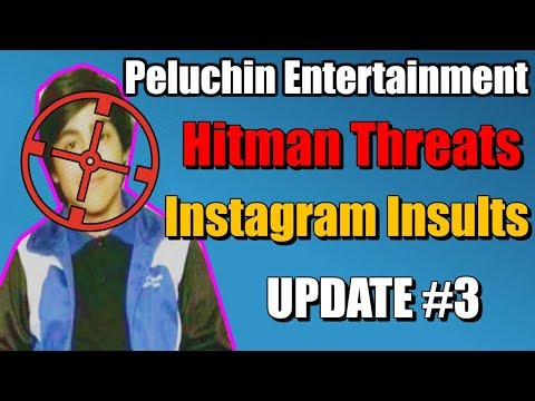 Peluchin Update Hitman Instagram Attack