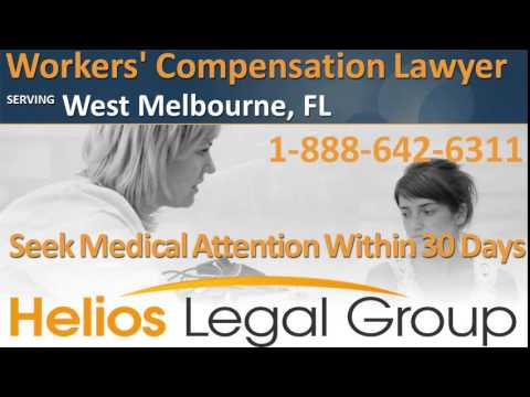 West Melbourne Workers' Compensation Lawyer & Attorney - Florida