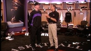 Off the Hardwood Eps 102 Toronto Raptors Equipment Mgr