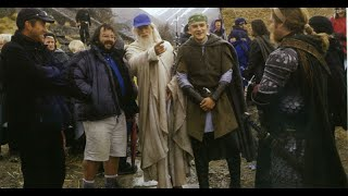 Lord of The Rings The Return of the King Behind The Scenes