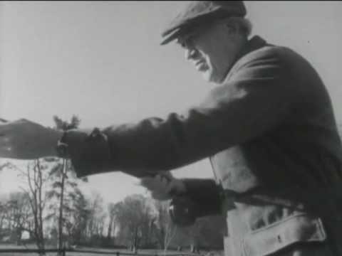 Check out director John Huston's castle, 1966: CBC Archives  CBC